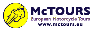 D17 / D680 / D922 / D678 / D105 / D16 : Aurillac - Mauriac - Chalvignac - Egleton - Treignac MC Tours UK and European Motorcycle Tours