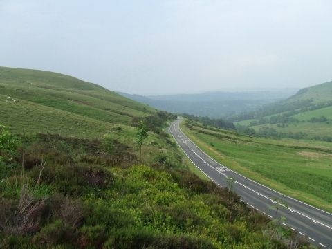 a470--merthyr-- Route Photo