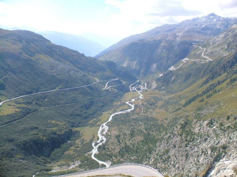 6--grimselpass-- Route Photo