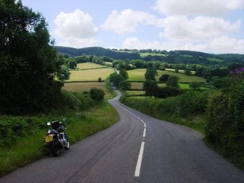 b3224--bishops-lydeard- Route Photo