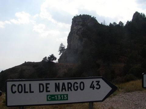 l401--berga-- Route Photo