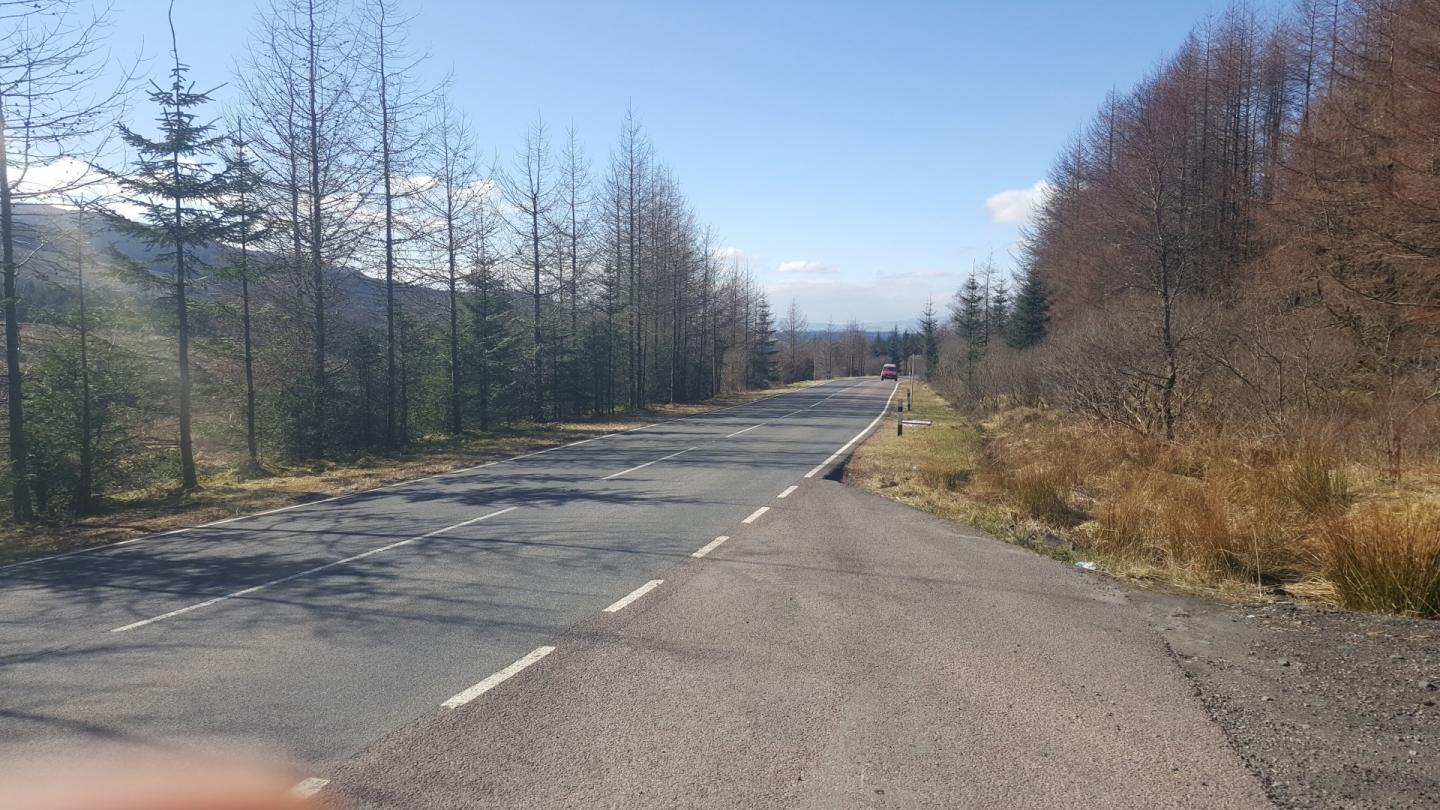 dalmally-images- Route Photo