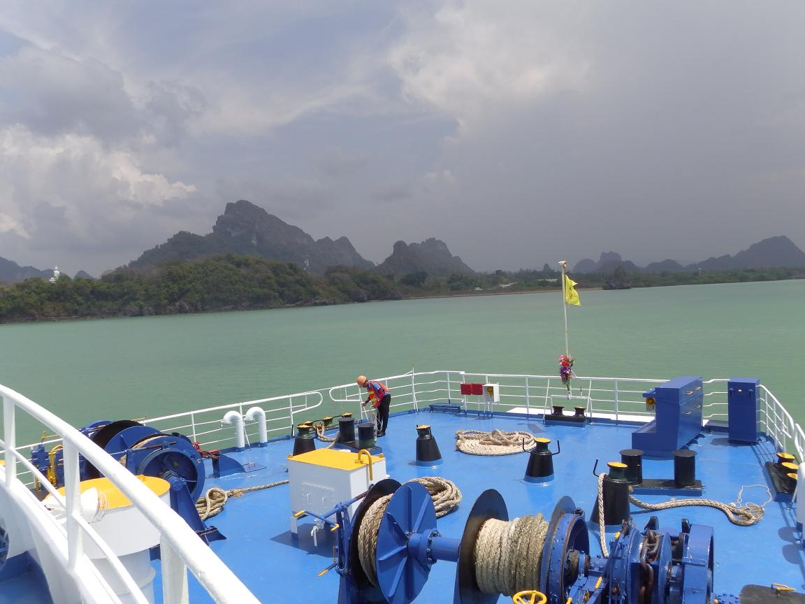 koh-samui-to-khao- Route Photo