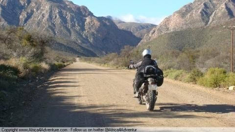 swartberg-pass- Route Photo